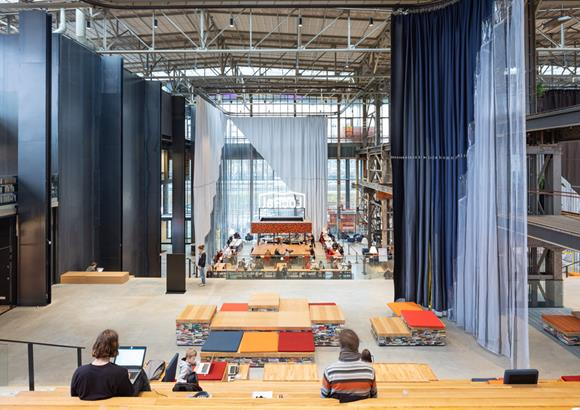 LocHal nominated for the Dutch Design Awards and the IFLA/Systematic Public Library of the Year