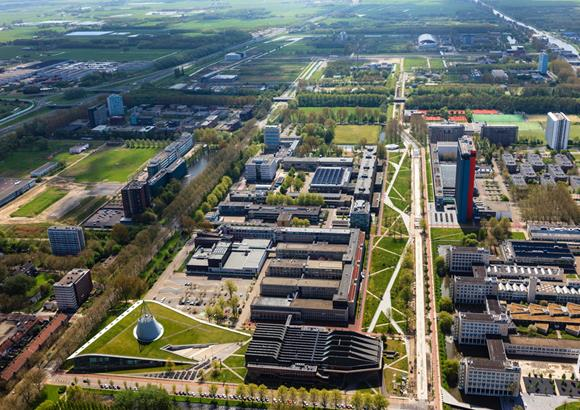 Co-Creation Centre at TU Delft Campus - The Green Village starts next phase