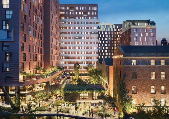 Mecanoo's KAMPUS celebrates Manchester's vibrancy and diversity