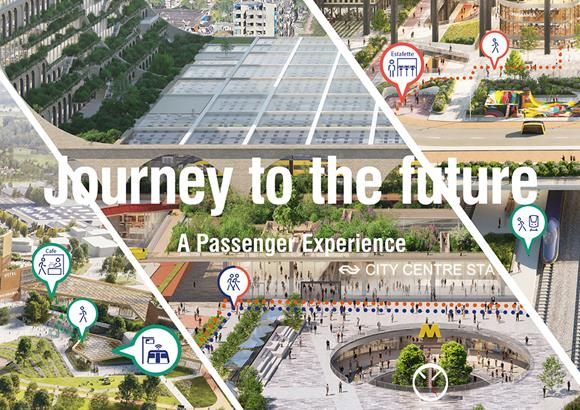 Journey to the Future - A Passenger Experience at the Dutch Design Week