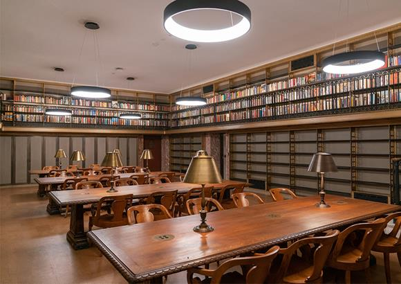 New York Public Library's main branch opens new research space