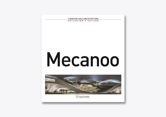 Mecanoo Masters of Architecture series monograph by Hachette