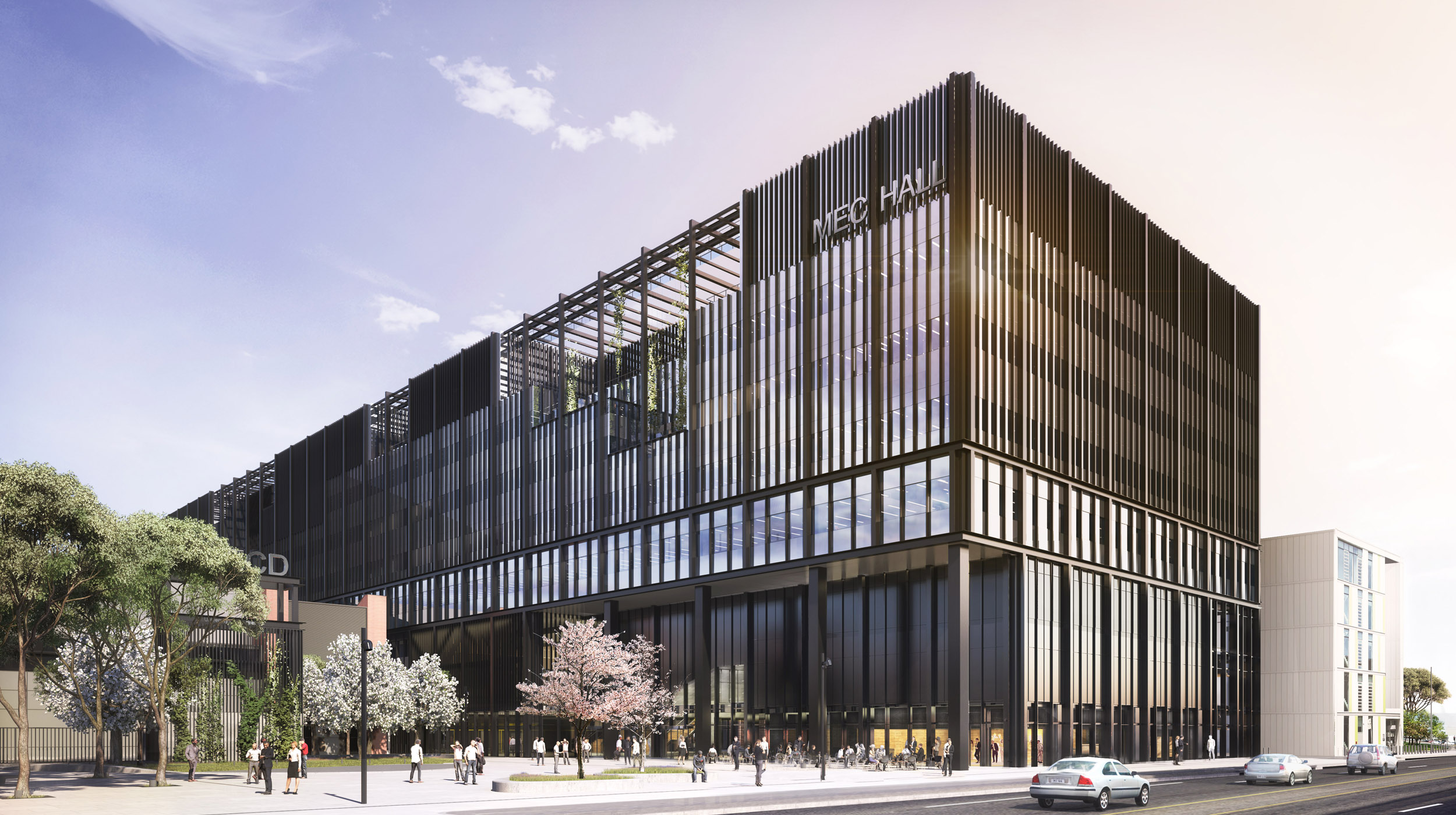 Manchester Engineering Campus Development
