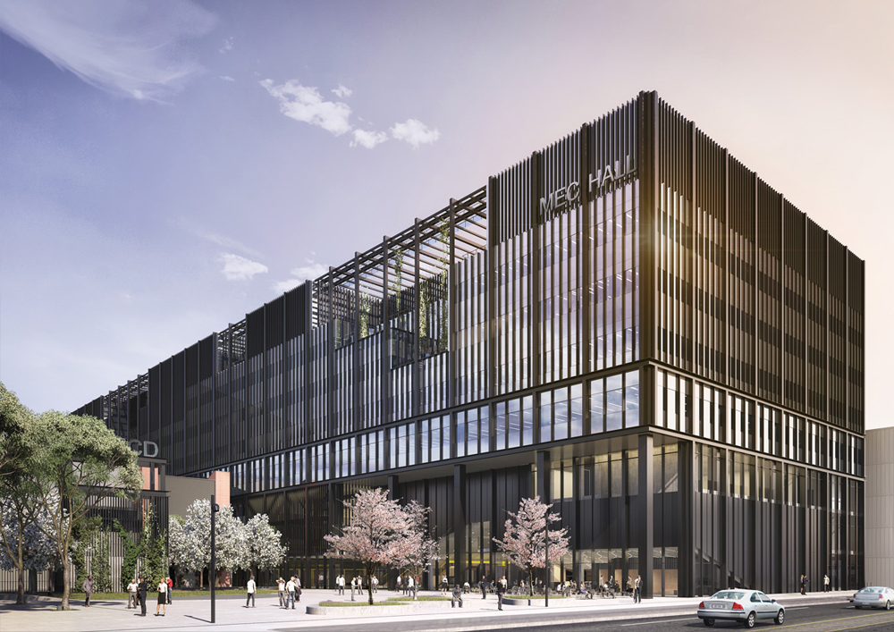03 06 2016 University of Manchester receives approval for engineering campus
