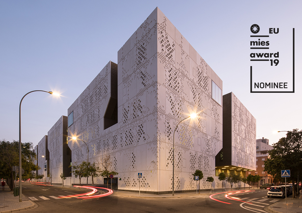 07 11 2018 Mecanoo's Palace of Justice in Córdoba nominated for the EU Mies Award 2019 1