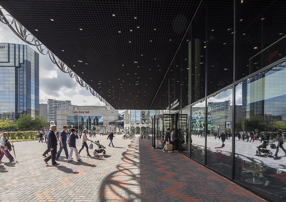 09 03 2015 Birmingham Library wins Civic Trust Award for Universal Design