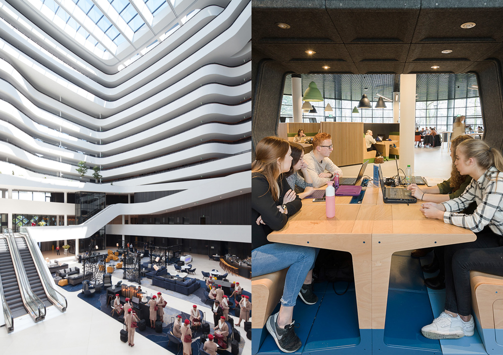 14 03 2017 Mecanoo two time finalist for 2017 Architizer A Awards