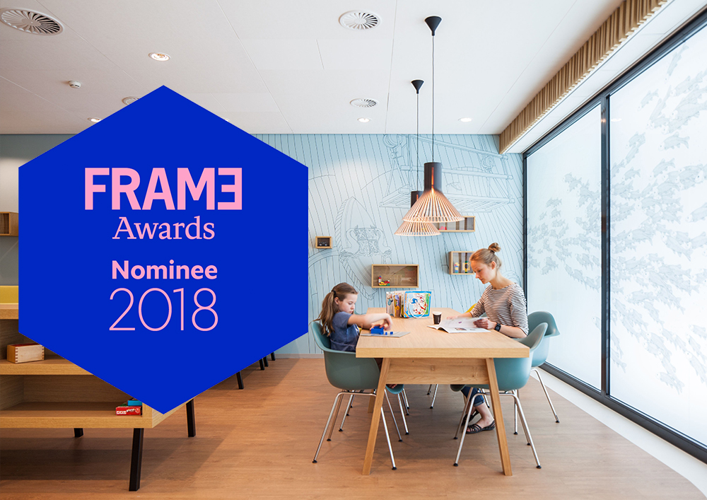 05 01 2018 Zaans Medical Centre nominated for Frame Awards