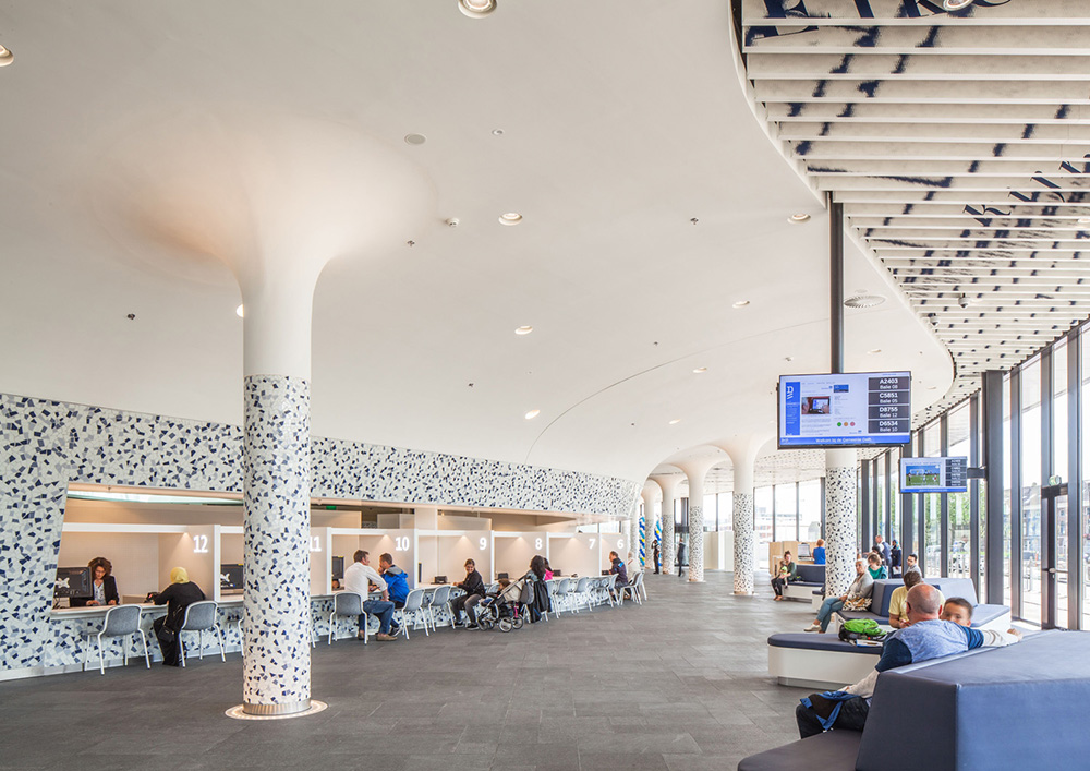 20 09 2018 Mecanoo completes Delft City Hall and Train Station 2