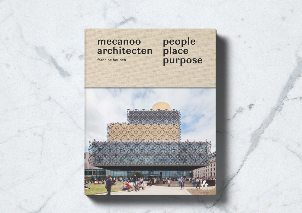 27 11 2015 People Place Purpose New monograph Francine HoubenMecanoo