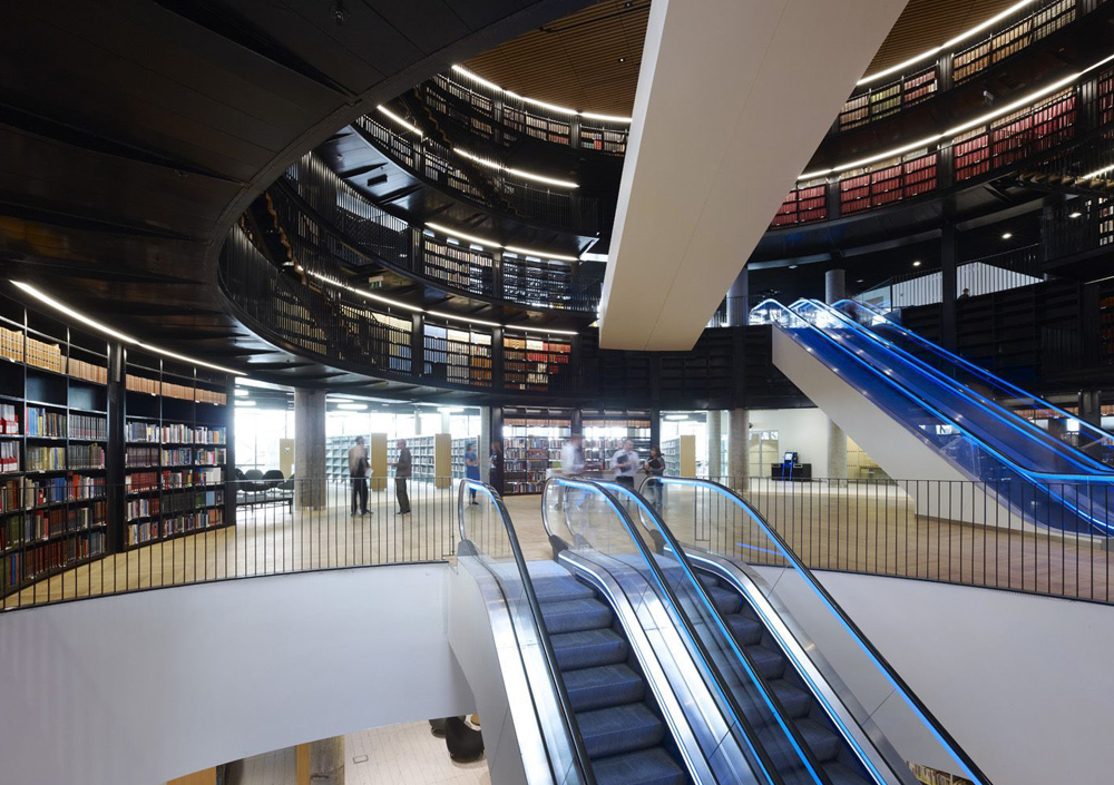 2014 07 17 Library of Birmingham shortlisted for Stirling Prize