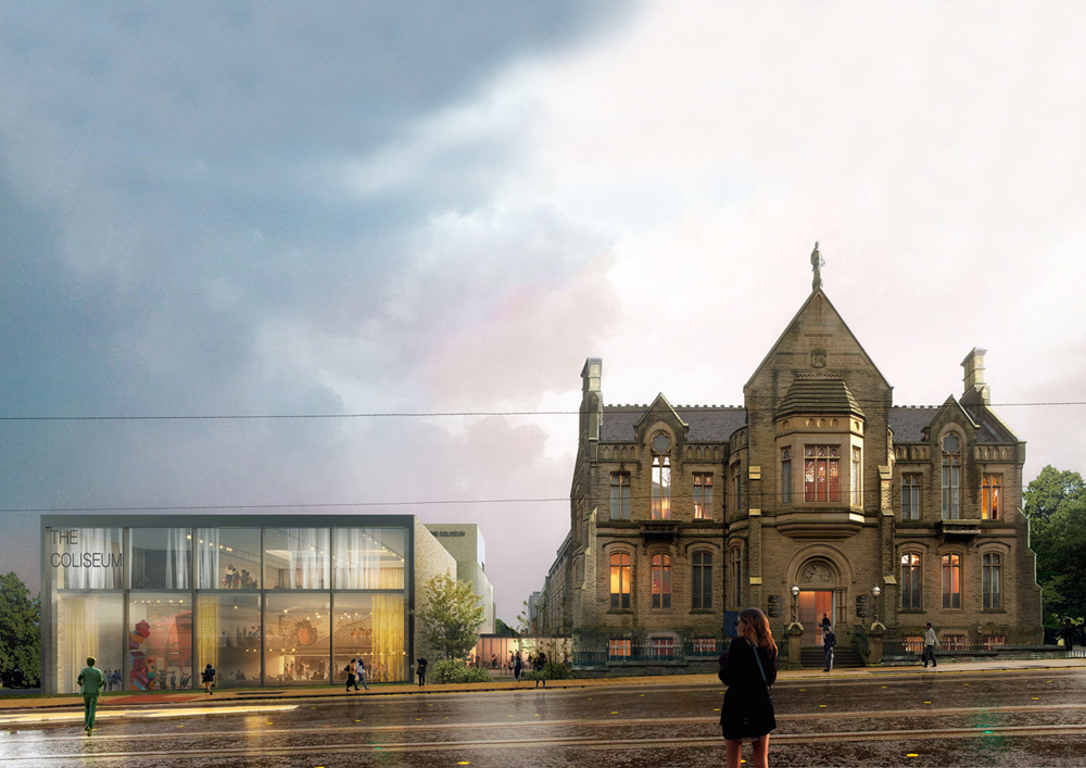 2014 12 16 New vision for Oldham's Coliseum Theatre and Heritage Centre