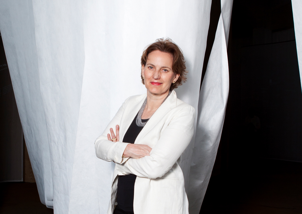 2019 01 10 Francine Houben will take on the position Visiting Professor at the Yale School