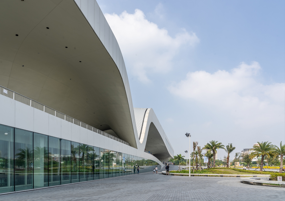 2019 02 05 National Kaohsiung Centre for the Arts finalist at the MIPIM 2019 2