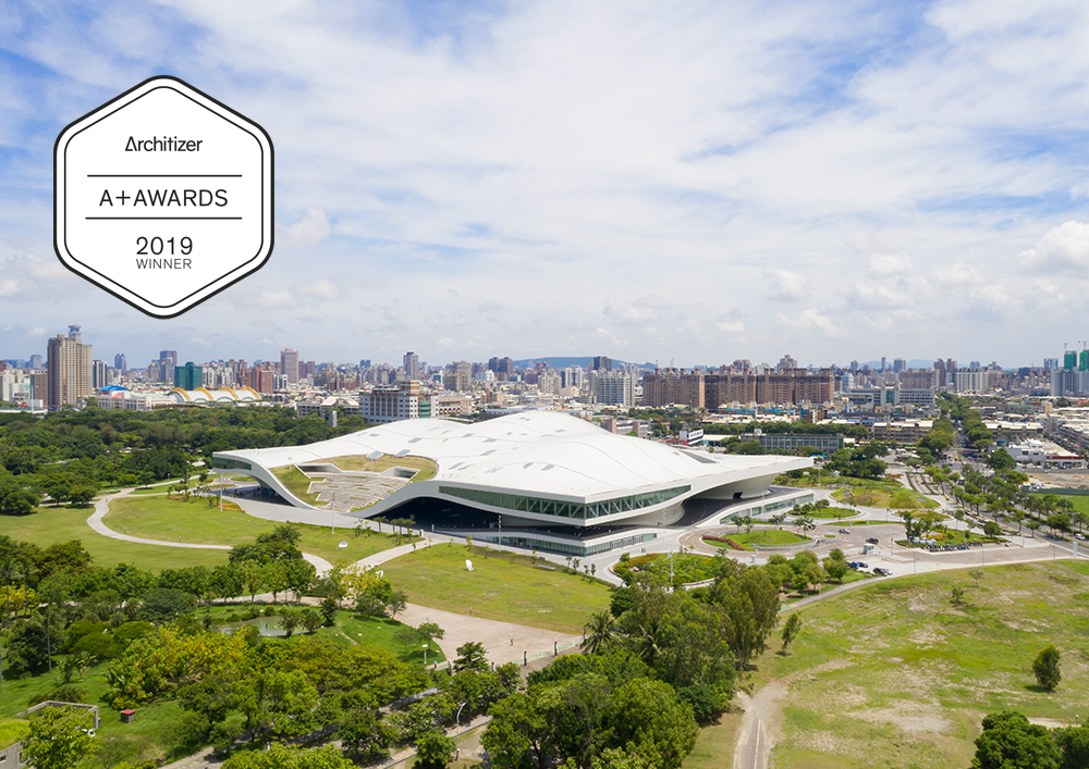 2019 07 10 Mecanoo wins two Architizer A Awards and is presented with the Special Honoree Award