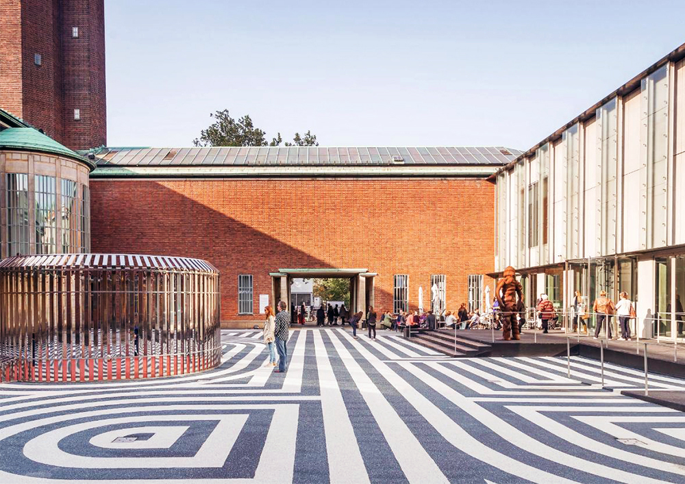 2019 08 15 Mecanoo shortlisted in final three for Boijmans renovation 12