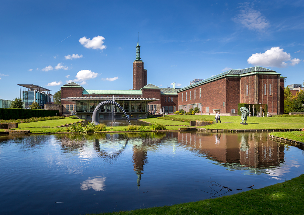 2019 08 15 Mecanoo shortlisted in final three for Boijmans renovation