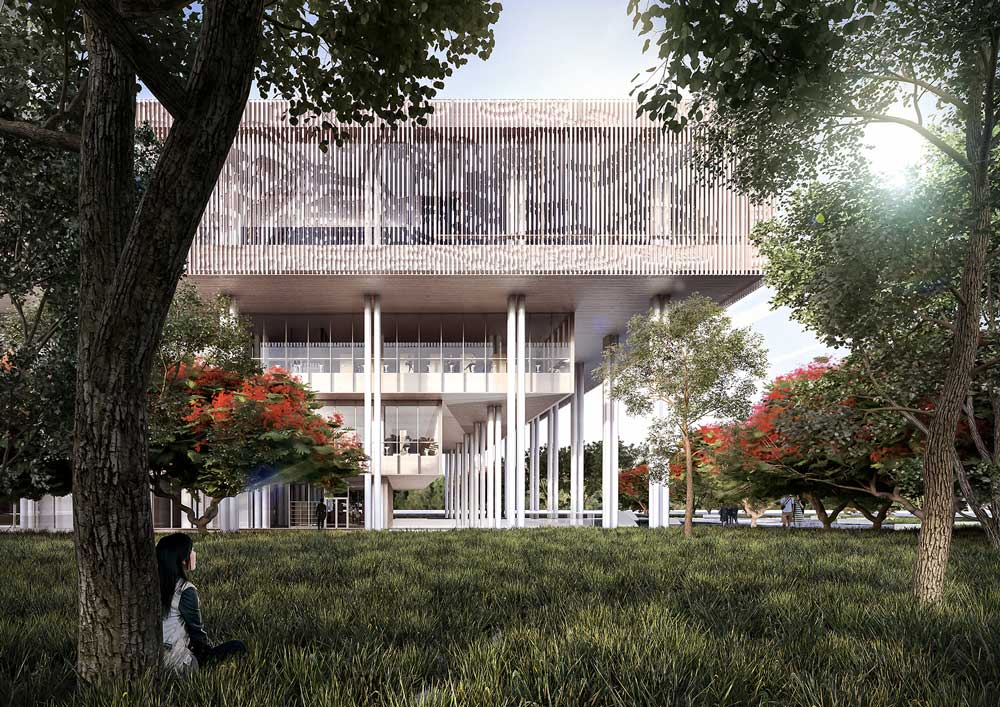 22 02 2016 Mecanoo wins Tainan Public Library competition