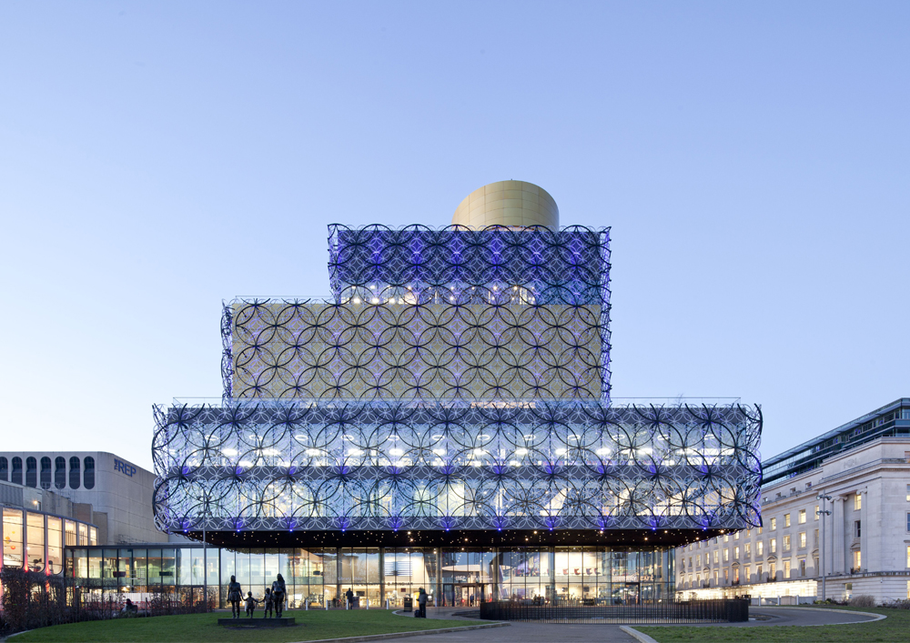 23 06 2017 Dedalo Minosse Special Prize for Library of Birmingham