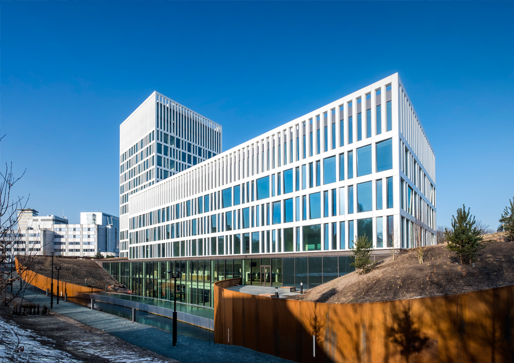 24 03 2017 Eurojust moves into new premises in The Hague International Zone