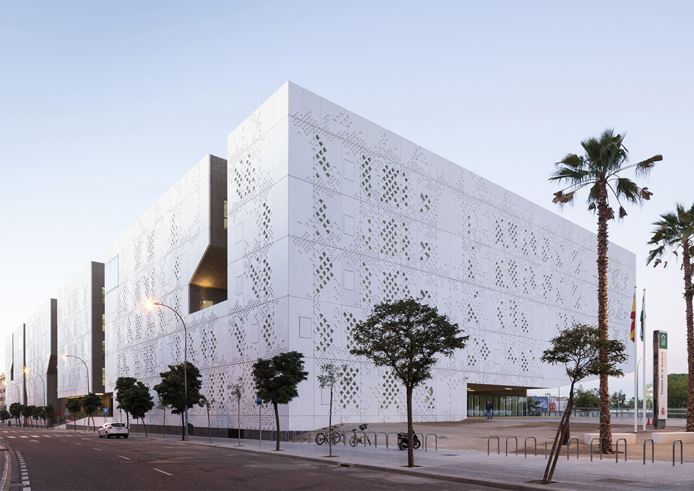 26 06 2018 Palace of Justice in cordoba finalist at the World Architecture Festival 2018 1