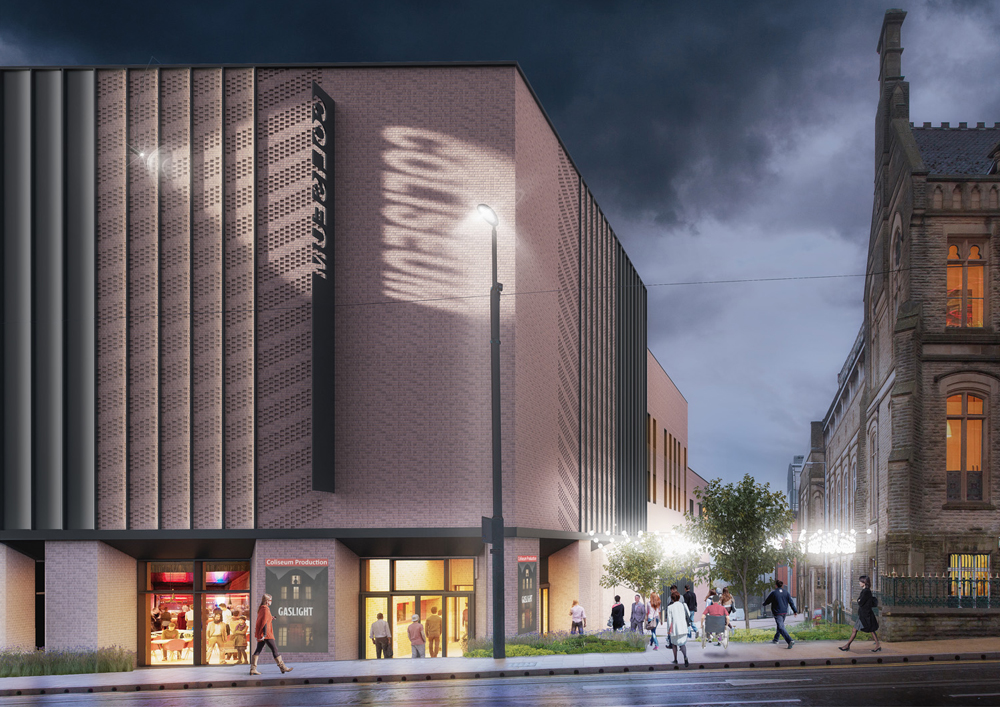 27 03 2017 New vision for Oldham Coliseum Theatre unveiled