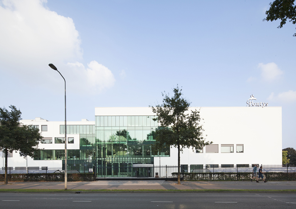 2014 10 02 Opening renovated Fontys R3 building in Eindhoven 1