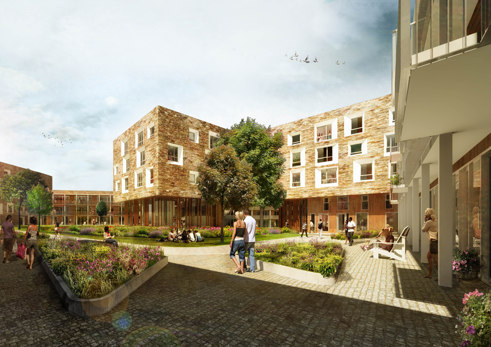 2014 03 20 Mecanoo design for University of Cambridge housing scheme receives planning approval