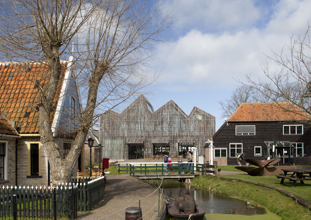 2014 05 01 Kaap Skil Maritime and Beachcombers Museum on Texel  Special Commendation
