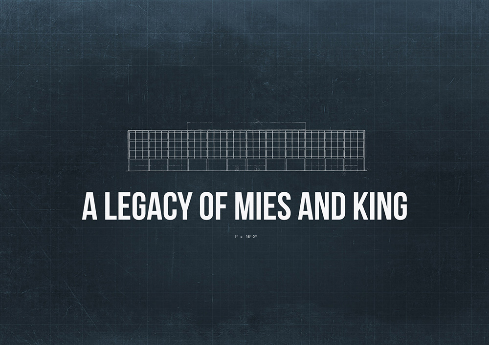 A Legacy of Mies and King - Documentary Trailer. video