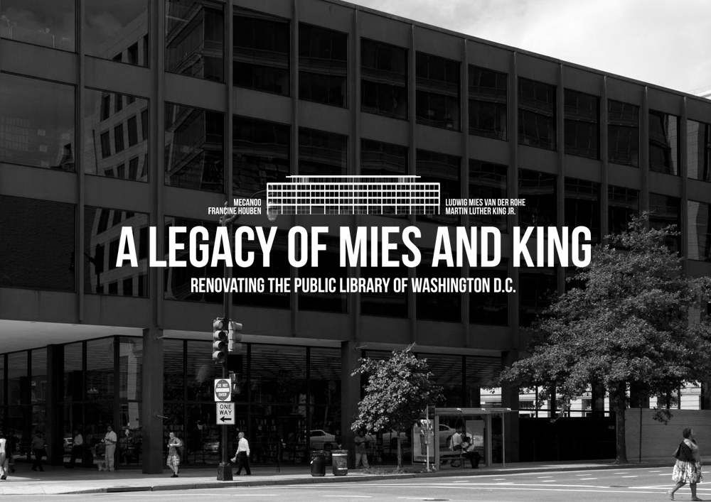 A Legacy of Mies and King - Renovating the Public Library of Washington D.C. video