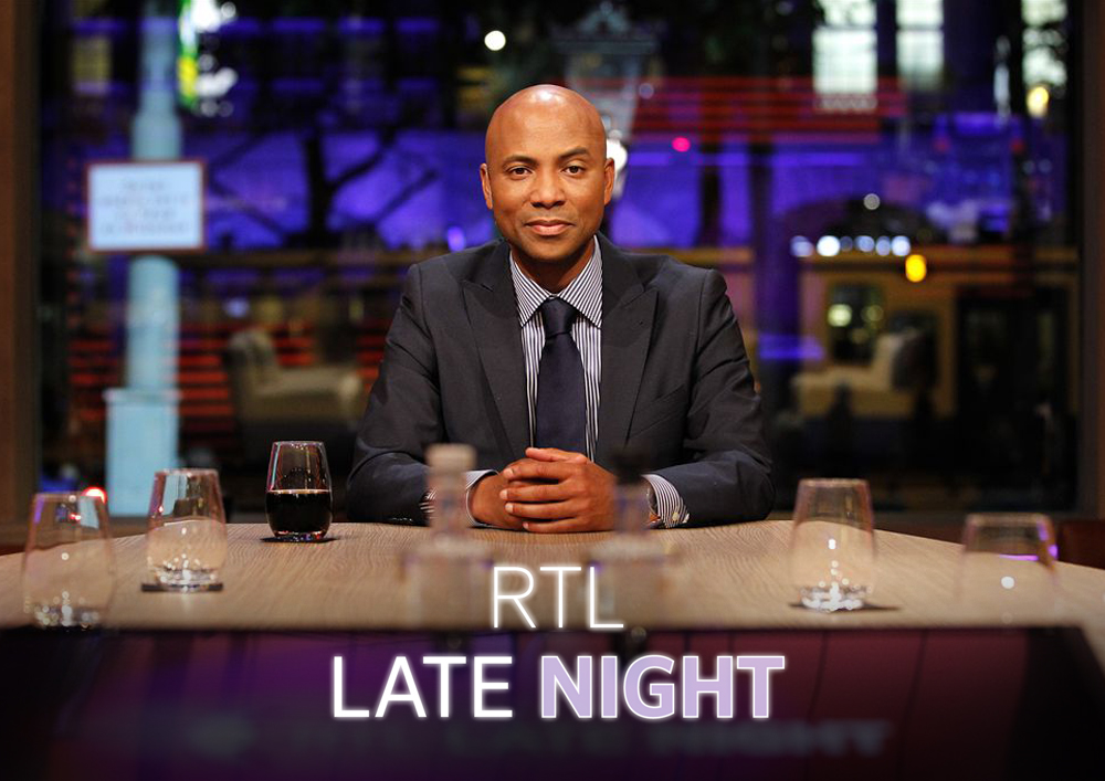 RTL Late Night with Francine Houben